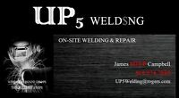 Mobile Weld Repair and Fabrication