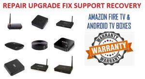 ANDROID BUZZ MAG AVOV KODI TV BOX IPTV ►Repair ►Support ►Upgrade