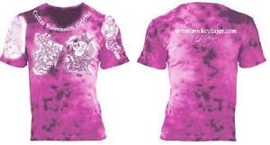MMA signature club tee shirt stone wash pink North Wollongong Wollongong Area Preview