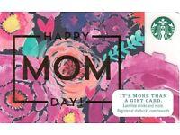 Starbucks Card uk 0 Balance for collectors