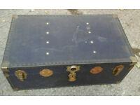 Vintage box chest