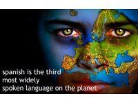 fluent Spanish tutor/ homework helper for all Spanish abilities