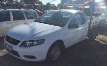2008 LPG FALCON UTE  - Finance or (*Rent-to-Own $102pw) Campbellfield Hume Area Preview