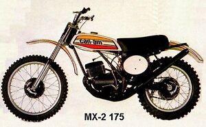 Can am 1973 à 1978 vintage