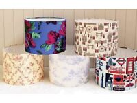 Lampshade Workshop Tues 27th Feb 6.00pm - 8.30pm