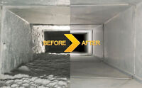 DUCT CLEANING SERVICES FROM $75** PLS. CALL 647-298-3977