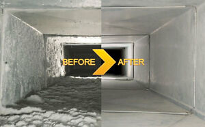 DUCT CLEANING SPECIAL FROM $89** PLS. CALL 647-298-3977