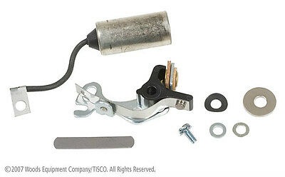 Ignition Kit For John Deere Tractors A Ar Ao B 50 With Wico Xb Magneto