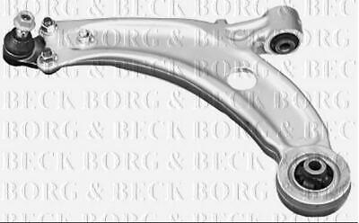 BCA7381 BORG & BECK SUSPENSION ARM LH Front Axle Left Lower Peugeot 308 II 2013-