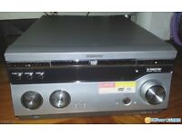 Sony Hifi / DVD System With Speakers & All Cables