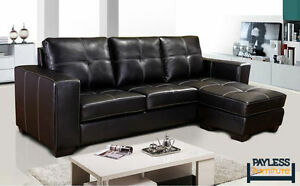 NEW ★ Sofa Sectional / Futon ★ Can Deliver Cambridge Kitchener Area image 8