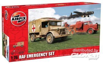 Airfix RAF Emergency Set in 1:76 1503304 Glow2B A03304  X