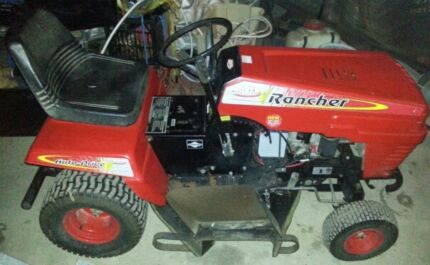 Rover Rancher ride on mower. trailer sold separately. Gympie Gympie Area Preview