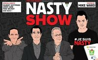 "July 18th!! ""The Nasty Show"" Just For Laughs 2015"