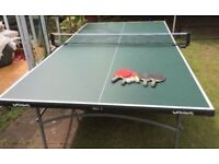 Butterfly slimline ping pong table RRP £499