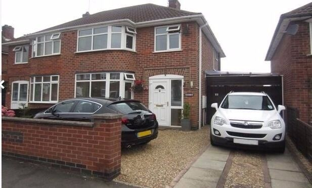 Leicester Extended 3 BED Semi-Detached For Sale LE5