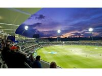 Pakistan vs India ICC Champions Trophy 2017 --- SKYLINE TERRACE VIP Tickets - Not available enywhere
