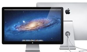 "Apple 27"" Thunderbolt Display HD LED LCD  Seulement 449$"