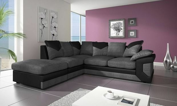Jumbo Dianer CORD FABRIC CORNER SOFAS AND 3 AND 2 SEATTER SUITESin Gillingham, KentGumtree - CON.TACT INFOR IN THE FOLLOWING PIXTURES or 07903198072 BRAND NEW STYLISH DEENO SUITES AVAILABLE IN DOUBLE TONE COLOR BLACK GREY OR BROWN BEIGE RECOMMENDED RETAIL PRICE 599 OUR PIRCE 349 FOR 32 OR CORNER SUITE DIMENSIONS Corner to armrest 250cm...