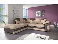 PALR DEMANO 3+2 SEATER SOFA SUITE or CORNER SOFA CHEAP price