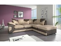 ''Wow Offer'' DILO CORNER SOFA ''CHEAP PRICE'' ''GET IT TODAY''