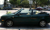 2000 Volkswagen Cabrio Cabriolet