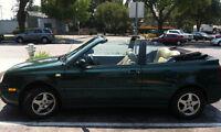 2000 Volkswagen Cabrio Cabriolet...a vendre pour pieces...600$
