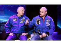 Meet 2 Space Shuttle Astronauts for a Lecture including Signature