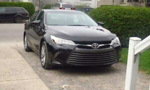 toyota camry xle lease take over