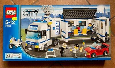LEGO 7288 City - Mobile Police Unit