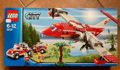 LEGO 4209 City - Fire Plane