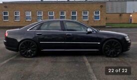 Audi A8 4.0TDI V8