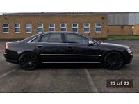 Audi a8 4.0 tdi full spec