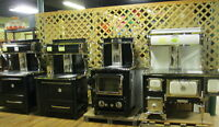 NEW WOOD COOKSTOVES & HEATERS STARTING @ 1,575.00 London Ontario Preview