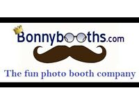 Photo booth hire. Get the party started. Photobooth hire
