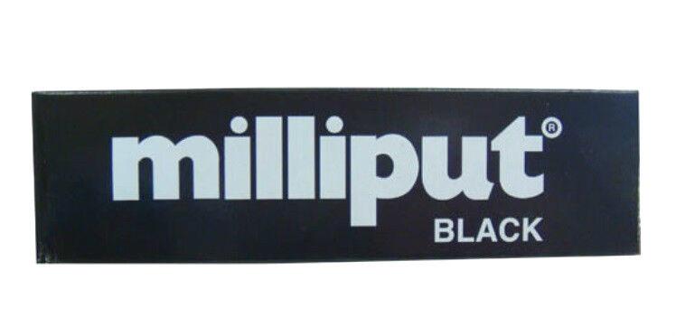 Milliput Yellow Grey Black Terracotta Silver Grey Or