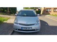 TOYOTA PRIUS 2008 T-SPIRIT HYBRID AUTOMATIC GOOD CONDITION