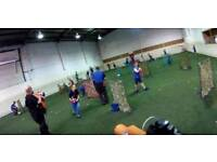 WolfPack Nerf in Leeds community halloween nerf event