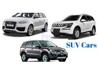 SUV type car automatic only