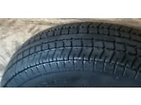 Very good Tyres 165/70r15