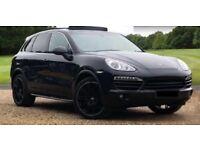 Excellent condition Porsche Cayenne 3.0 Diesel (Dec 2013) with full Porsche service history
