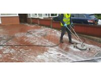 Jetwashdrives & Gardeners driveways cleaned from £49 pounds