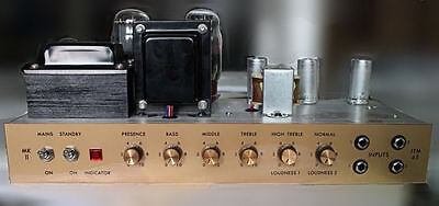 JTM45 30W circuit DIY/Kit replacement chassis & amplifier for Plexi guitar amps