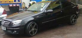 Mercedes Benz Clc Class 1.8 CLC Kompressor Sport 2dr
