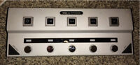 Apogee GIO Guitar Interface and Stomp Pedal for Mac