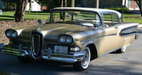 Wanted: 1952-64 Full Size Ford Car
