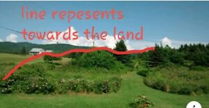 Land for sale cape breton.cabot trail