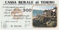 Italia Banconota Miniassegno Anni 70 -  - ebay.it