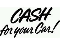 ££££ CASH FOR YOUR UNWANTED CAR OR VAN ££££