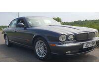Again Stunning 2003 Jaguar XJ V6 3.0 Sport Petrol, aluminium body